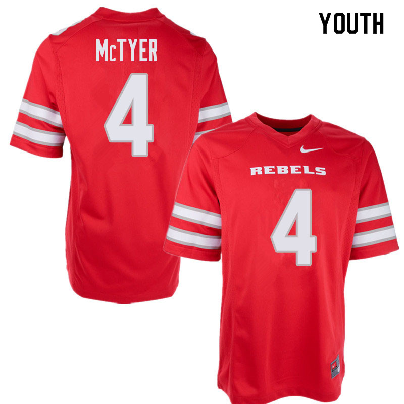 Torry McTyer Jersey